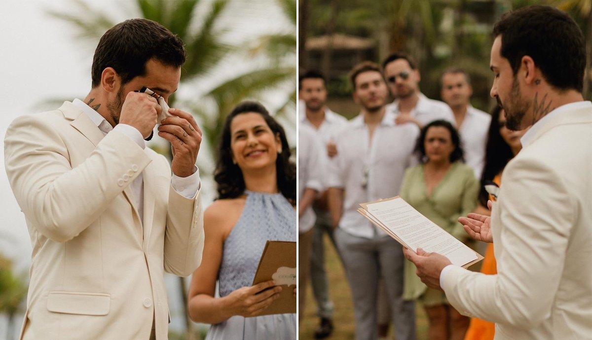 منگیتر کا عین وقت پر دھوکا، لڑکے نے دھوم دھام سے اپنے آپ سے شادی کرلی