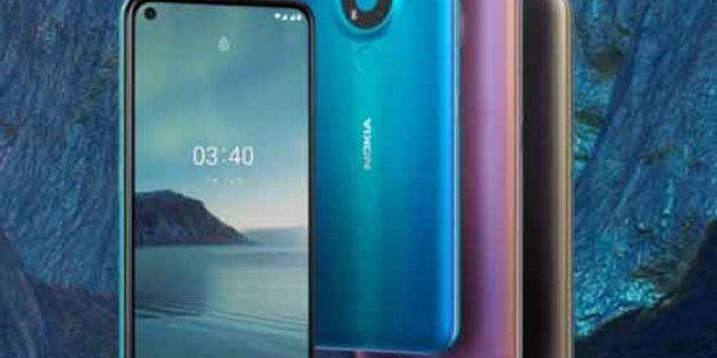 پاکستان میں نوکیا کا نیا سمارٹ فون 3.4 فروخت کے لیے پیش