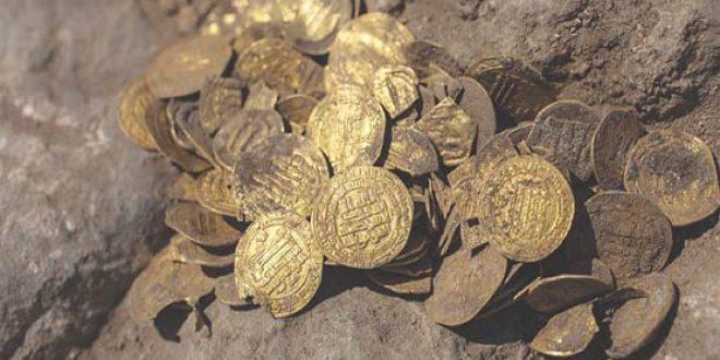 مصر سے صدیوں قدیم عباسی دور کے سکے اور دینار دریافت