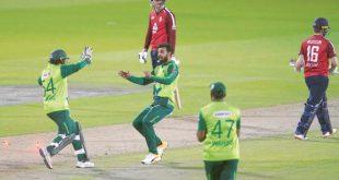 16سال بعد انگلش ٹیم کے دورہ پاکستان کا اعلان