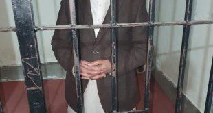 احسن رضا خان کیس میں بڑی پیش رفت،ملزم کو مردان سے گرفتار کر لیا گیا