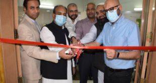"""جدہ : قونصل جنرل خالد مجید نے جدہ """"نادرا آفس"""" میں ون ونڈو سہولت مرکز کا افتتاح کر دیا"""