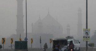 ماہرین نے لاہور کی فضا کو شہریوں کے لیے خطرناک قرار دے دیا