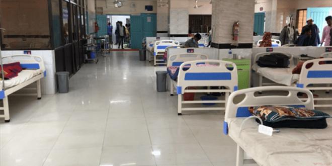 شجاعت کی عیادت کیلئے سیاسی رہنمائوں، سماجی شخصیات کی ہسپتال آمد
