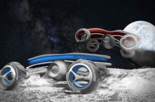 برطانوی طلبا کی ریموٹ کنٹرول گاڑیاں چاند پر دوڑیں گی